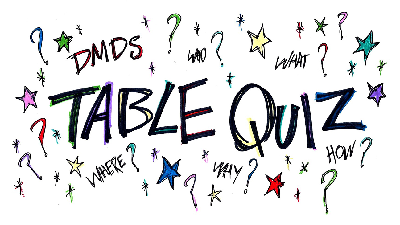 Table quiz d n laoghaire musical dramatic society for Table quiz hannover