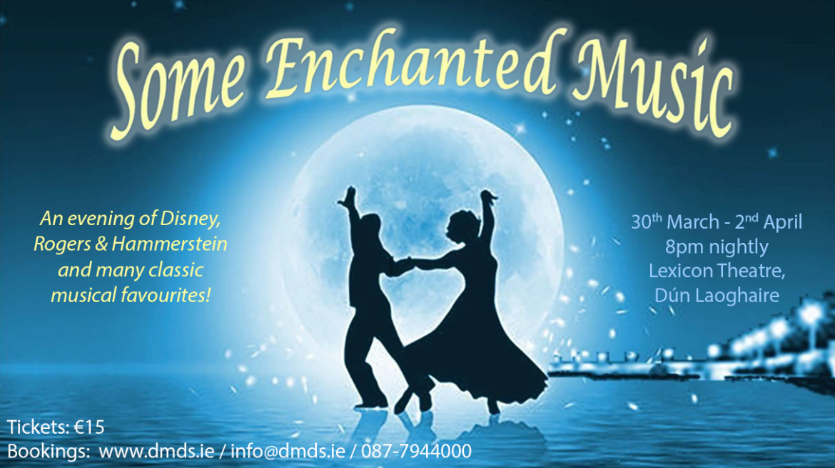 FB event header - Some Enchanted Music