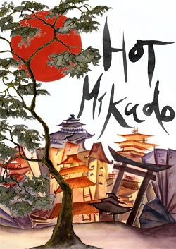 Hot Mikado - poster